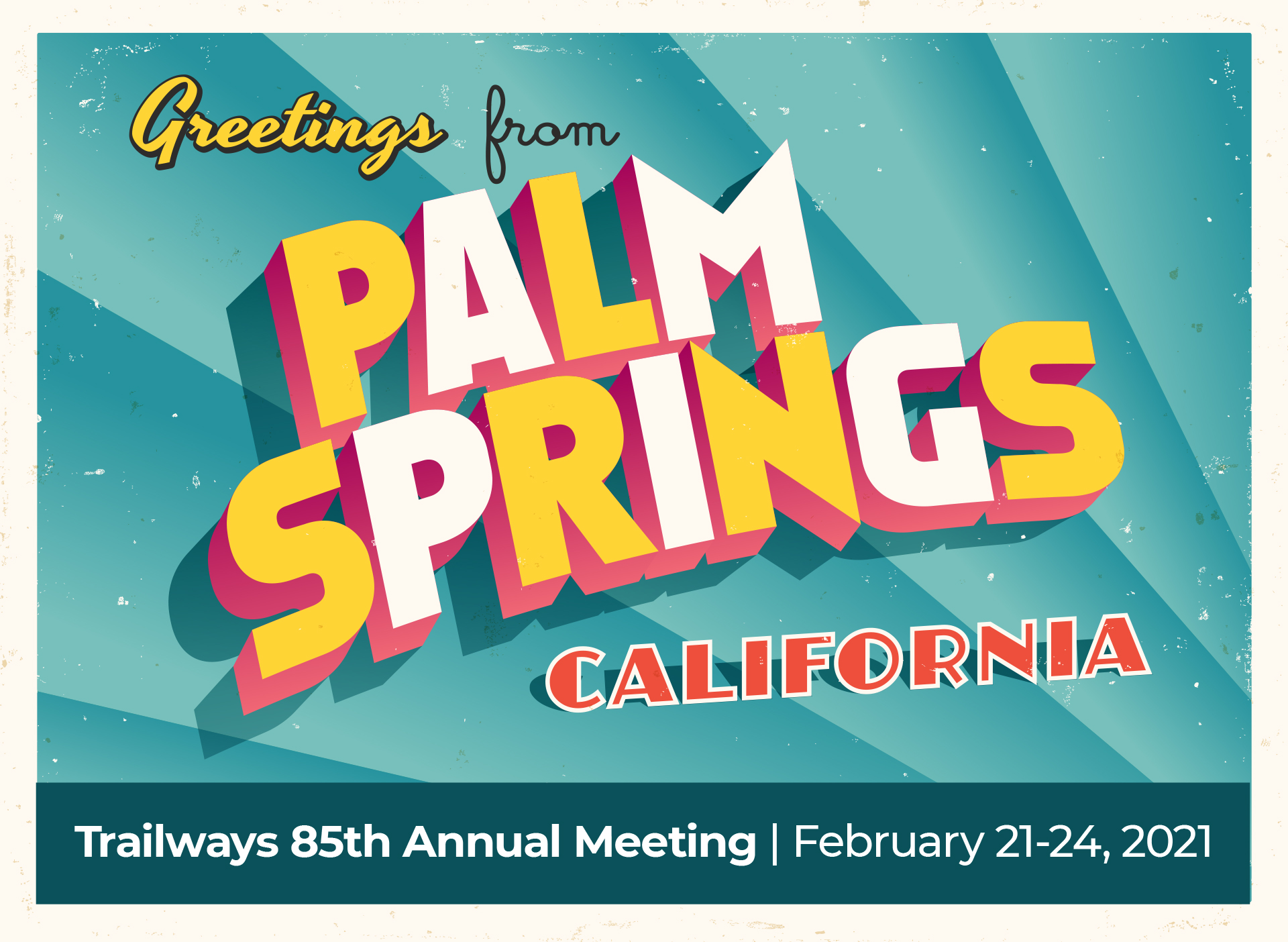 Trailways 85th Annual Member Meeting & Conference